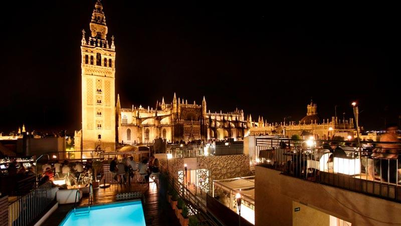 Seville Night life