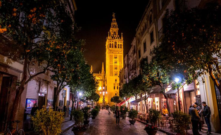 mysteries of Seville