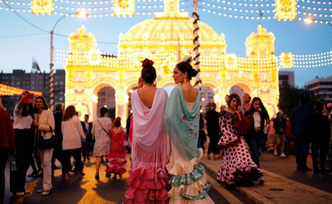 All you need to know before you go to the April Fair of Seville