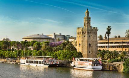 Guadalquivir river Cruises in Seville