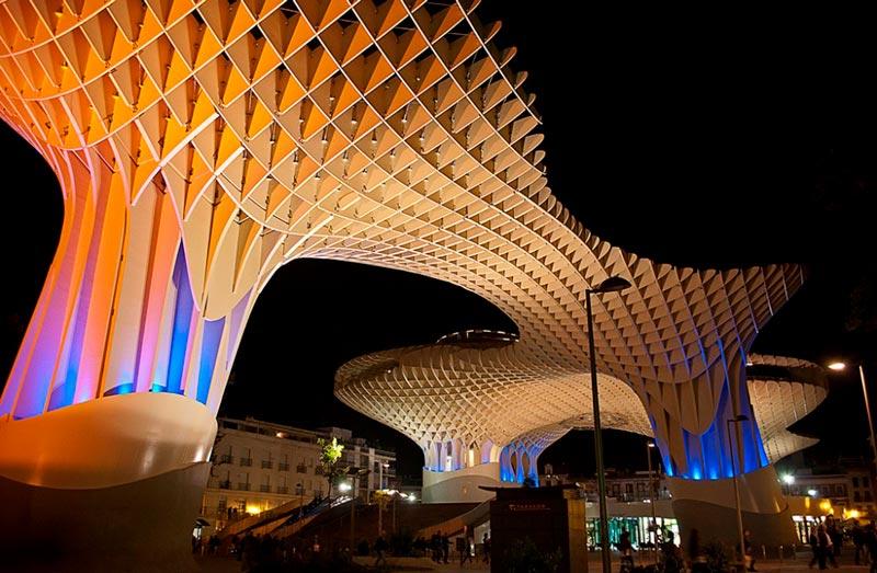 Las Setas de Sevilla, Metrosol Parasol