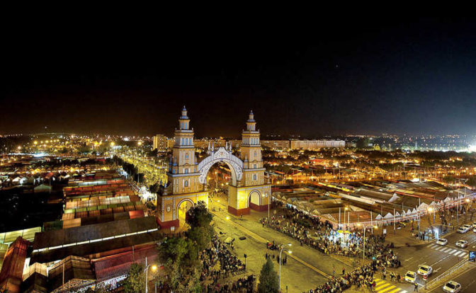 April Fair Feria Seville https://seville-city.com/