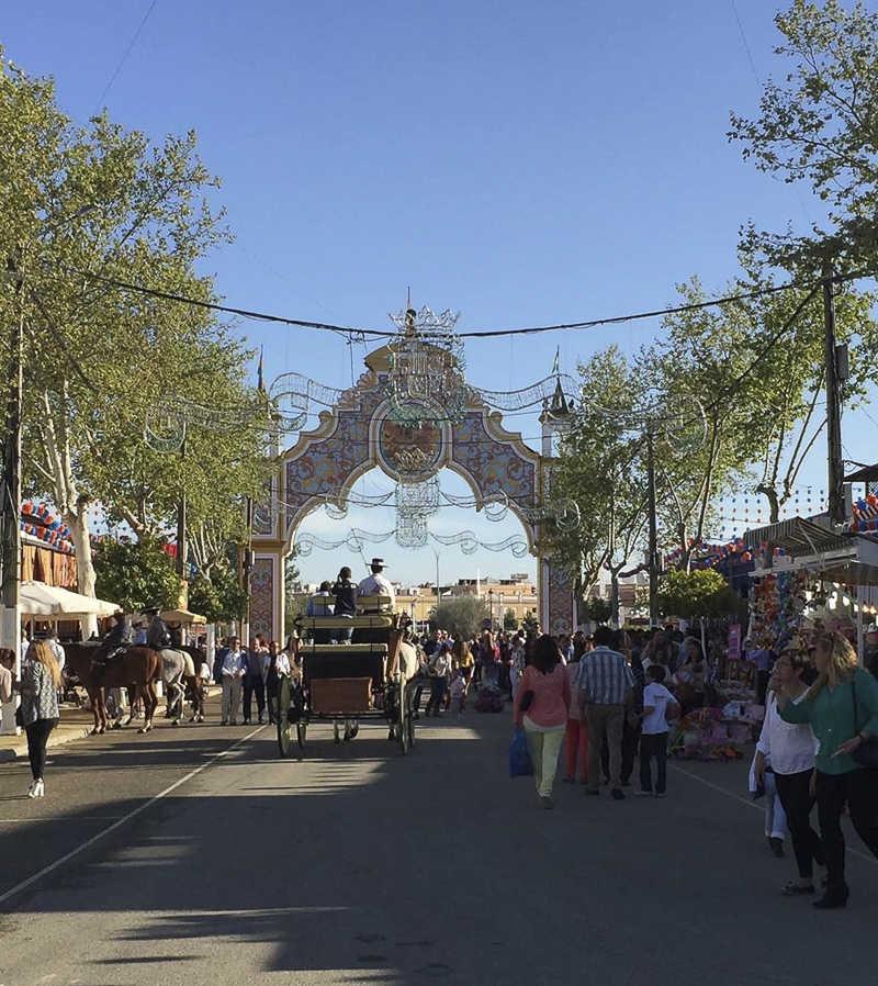 April Fair Feria Seville https://seville-city.com/