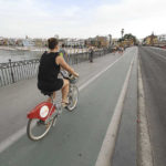 Bicycle rentals in Seville · SEVICI