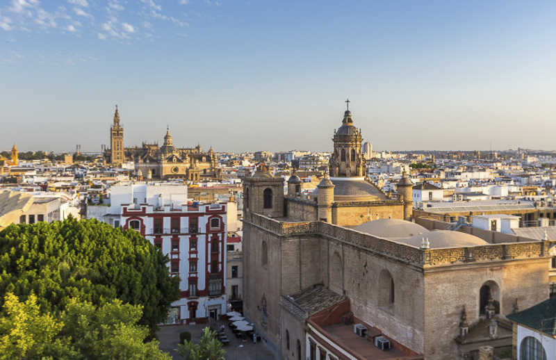Giralda Tower Seville https://seville-city.com/