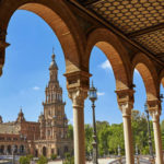 Plaza Espana Seville https://seville-city.com/
