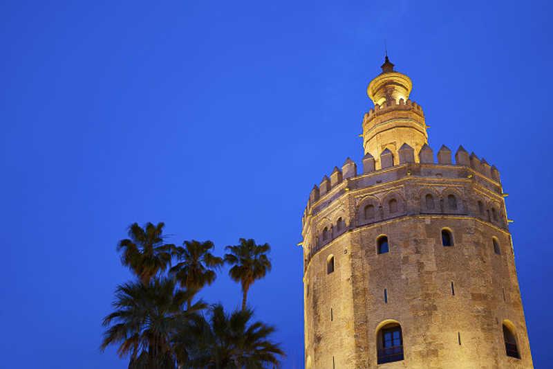 Torre del Oro Seville https://seville-city.com/