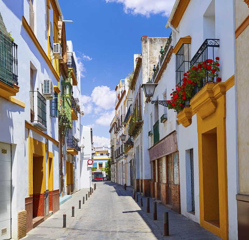 Triana Quarter Seville https://seville-city.com/