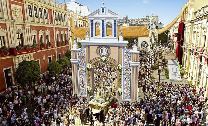 Corpus Christi Seville https://seville-city.com/