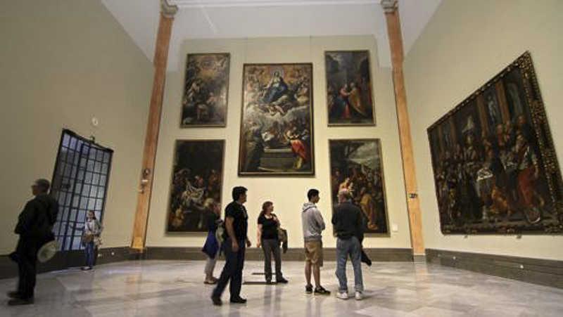 Museum of Fine Arts in Seville