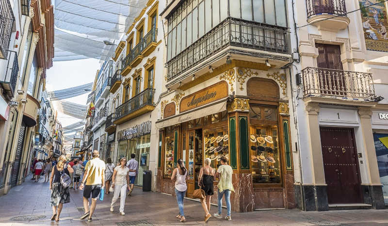 shopping Seville https://seville-city.com/