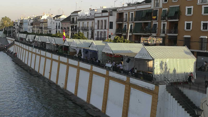 Fair of Santiago and Santa Ana in Triana, La Velá