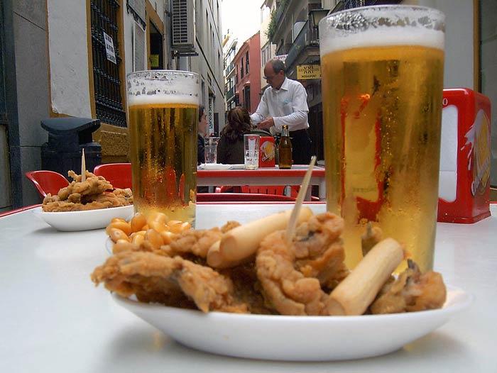seville tapas bar restaurant