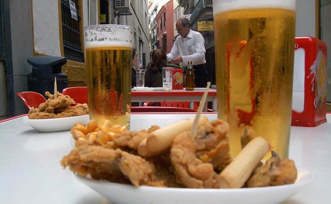Where to drink the best beers by Seville