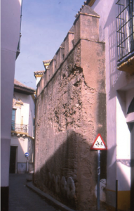 jewish quarter of seville wall