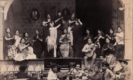 "Cafés cantantes in Seville - History of""cafés cantantes"""