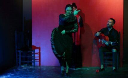 Tablao flamenco in Seville, a little bit of history