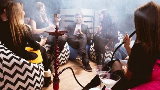 fumar cachimba en Sevilla
