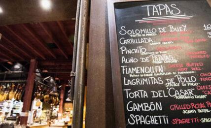 5 bars to eat in Seville