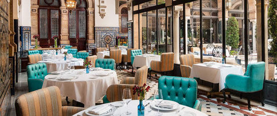 restaurants where to eat in Seville well and cheap