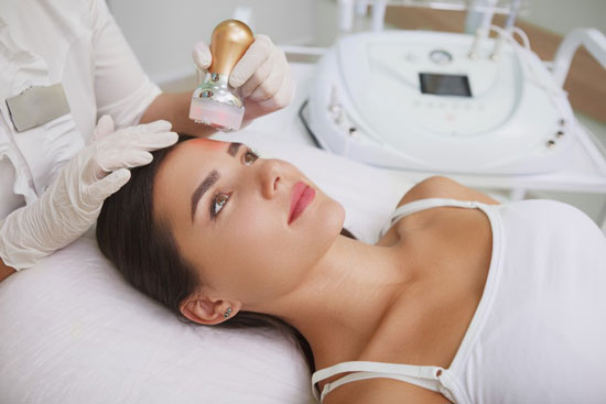 Places to apply radio frequency beauty treatments in Seville